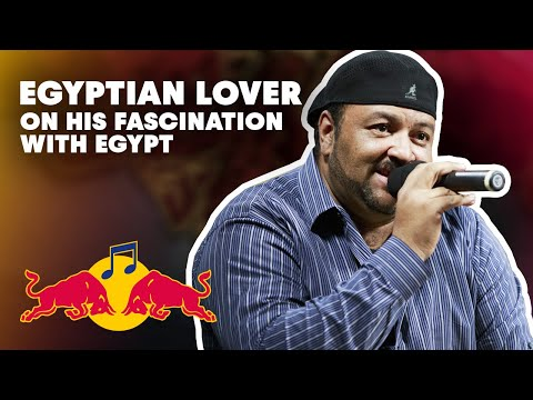 Egyptian Lover Lecture (New York 2013) | Red Bull Music Academy