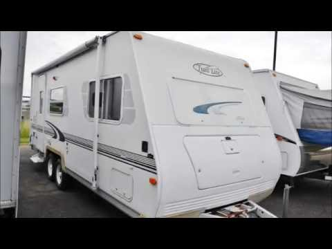 Cool 2000 Jayco Qwest Pull Behind Travel Trailer For Sale In Seward Alaska