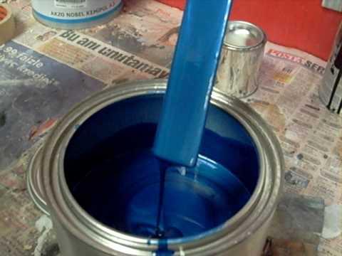 Subaru Wr Blue Paint Code
