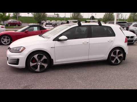 2016 Volkswagen Golf GTI - Used Car For Sale - Medina, OH