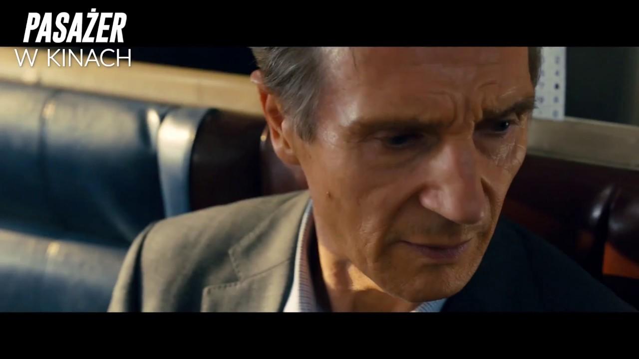 Liam Neeson w filmie PASAŻER