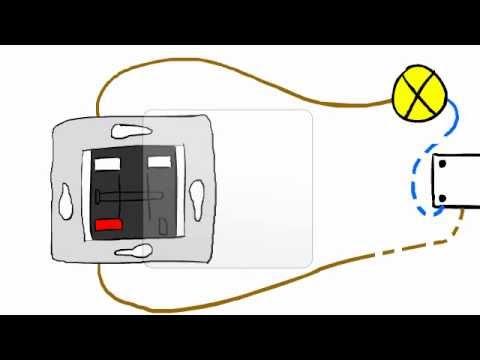 Como instalar un interruptor simple simon tutorial r pido - Como instalar lamparas led ...