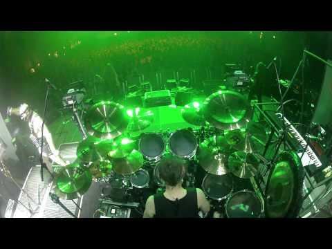 Die Apokalyptischen Reiter - Adrenalin (Sir G drums live)