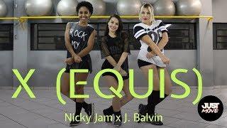 Baixar X (EQUIS) I Nicky Jam x J. Balvin I Coreografia JUST Move