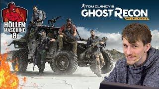 ZERSTÖRT HardwareRat die Höllenmaschine 8 mit Ghost Recon Wildlands??   #Gaming-PC