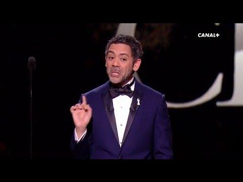L'hilarante présentation de Manu Payet pour le César du meilleur scénario - César 2018