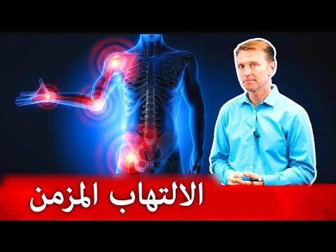 التهاب الجسم وأقوى طريقة للتخلص من الالتهاب