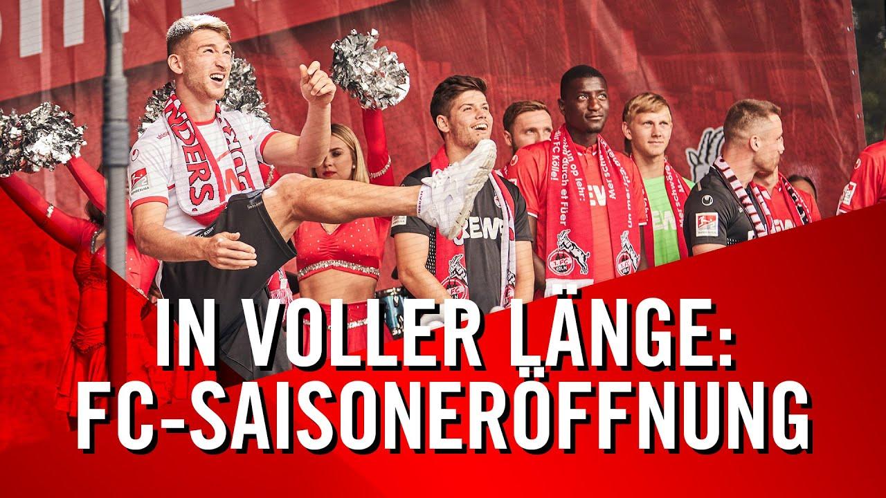 Saisoneröffnung 1 Fc Köln 2021