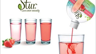 Stur Water Enhancer-Keto Food Review-(Couch Potatoes Ep.2)