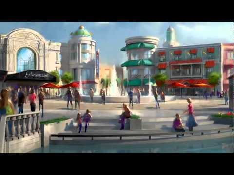 Paramount Theme Park and Lifestyle Centre (Murcia - Spain)
