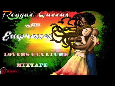 Reggae Queens and Empresses (Lovers & Culture)2000 - 2016 Marcia ,Queen Ifrica,Etana,Alaine,Cecile++