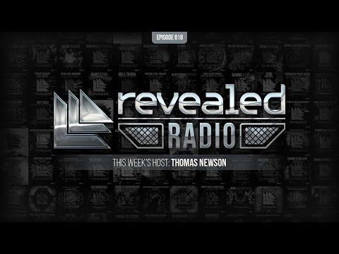 Revealed Radio 018 - Hosted by Thomas Newson