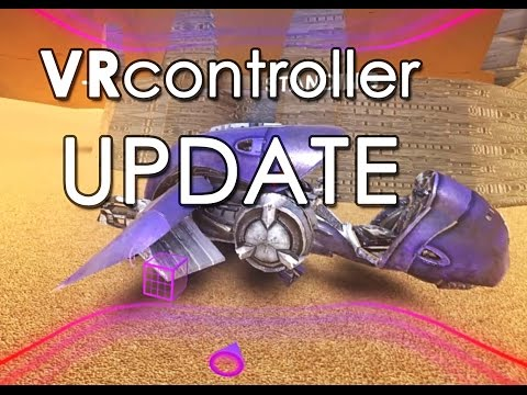 VR Control Update - More Halo stuff (Just for Fun)