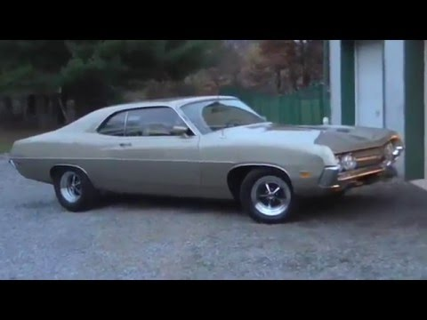 1970 5 ford fairlane 500 youtube. Black Bedroom Furniture Sets. Home Design Ideas
