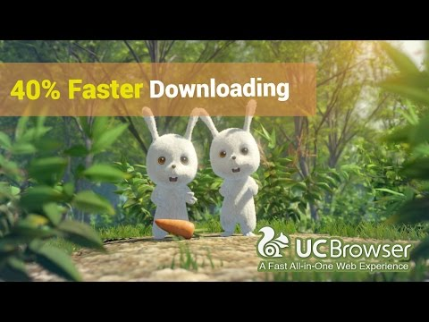 UC Browser Mini-Tiny e Fast