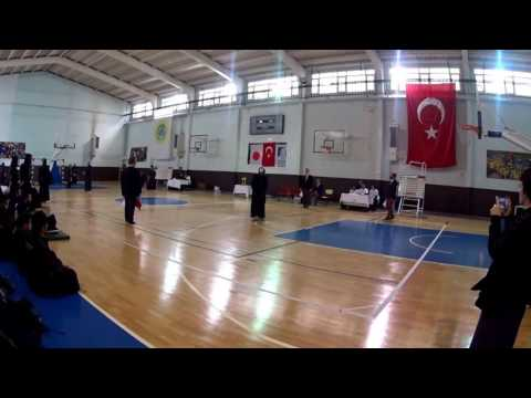 İstanbul Kendo vs Katsuninkan 1