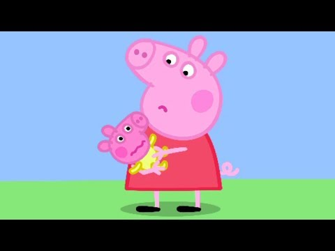 Peppa Pig Full Episodes - Peppa and the Baby Pig - Cartoons for Children