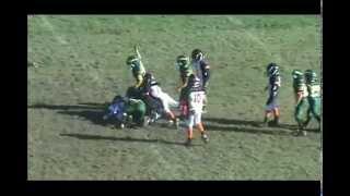2012 Tuolumne Bears Mighty Mites Football
