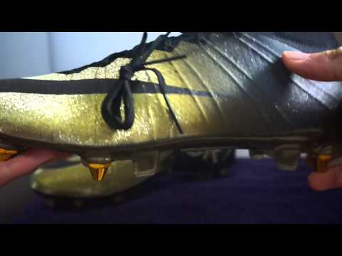 new concept 704f5 b6ed0 sale nike mercurial superfly cr7 rare gold for sale 4922c eb0a2