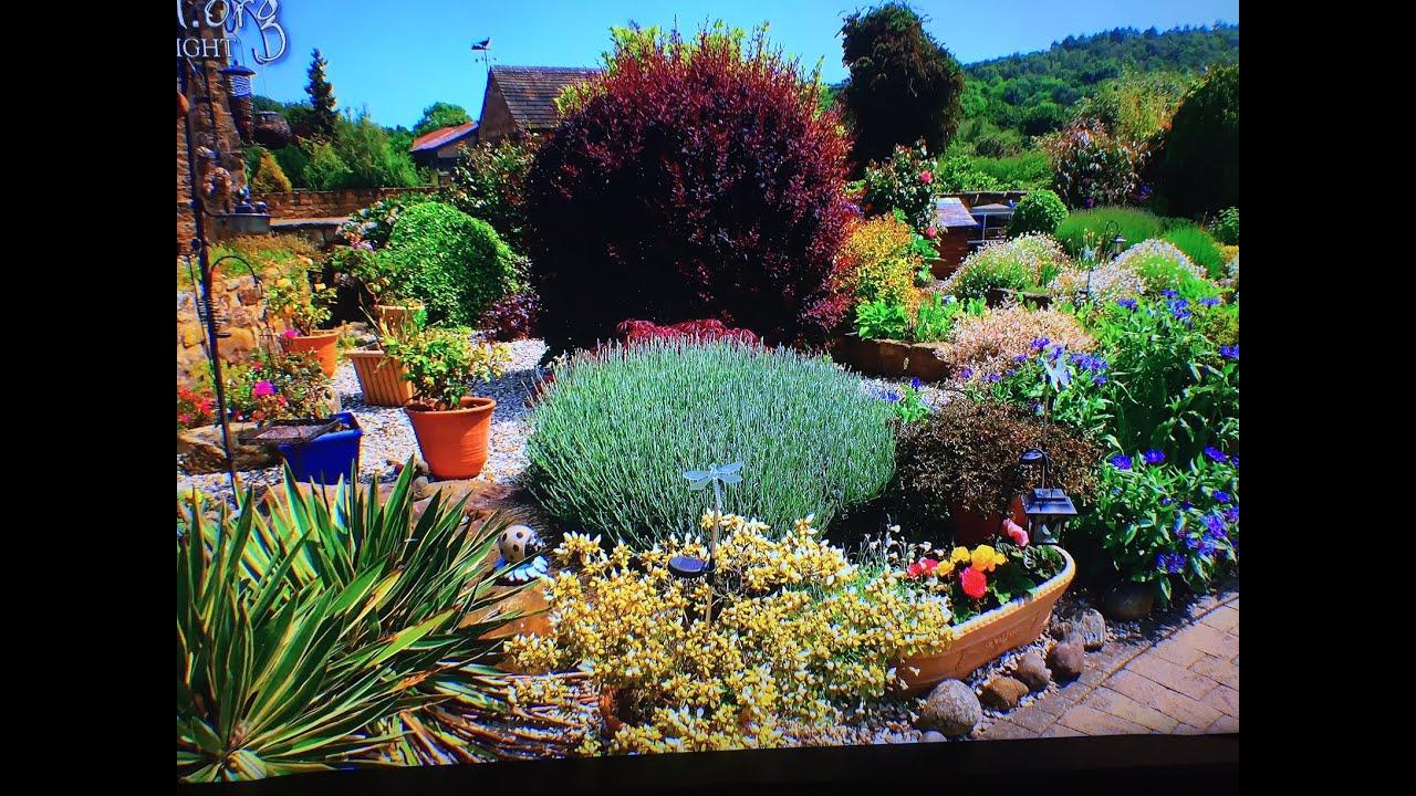 Englsh Country Garden 4K