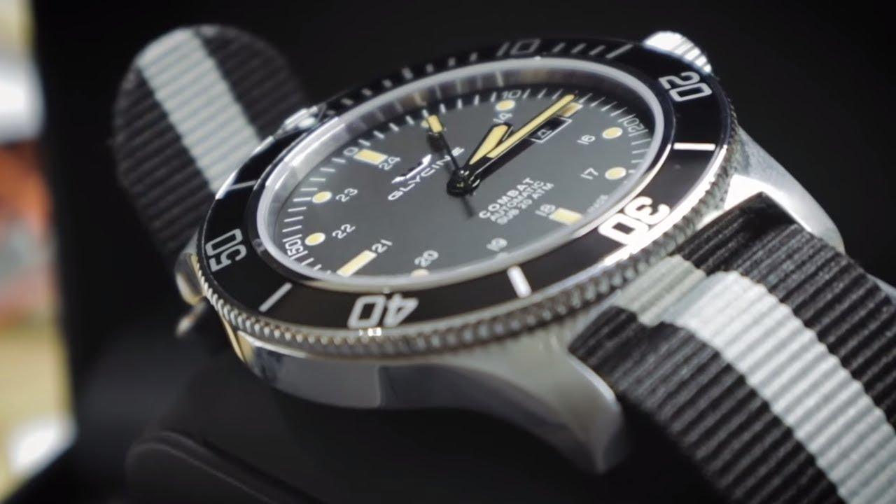 Glycine Combat Sub Automatic Watch Gl0097