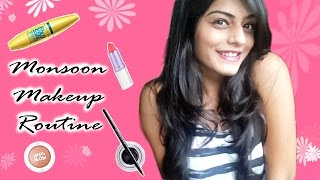 Get Ready For Monsoon: Make up Routine 2014 Thumbnail