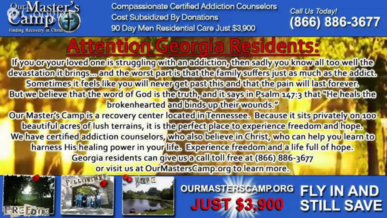 Drug Rehab Georgia - (866) 886-3677 - Top Rehabilitation Centers GA ...