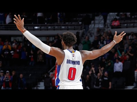 Andre Drummond - TNT