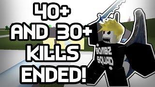 ENDING 80 o KILLS APOCALYPSE RISING Roblox