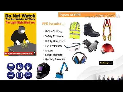 Personal Safety And Welding Safety | Safety First In Welding | PPE | # Ultraviolet Rays