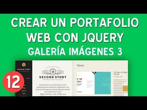 Como hacer una galeria de fotos en dreamweaver 82