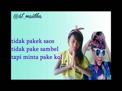 Lirik Lagu Abang Tukang Bakso (alvian & Maida)