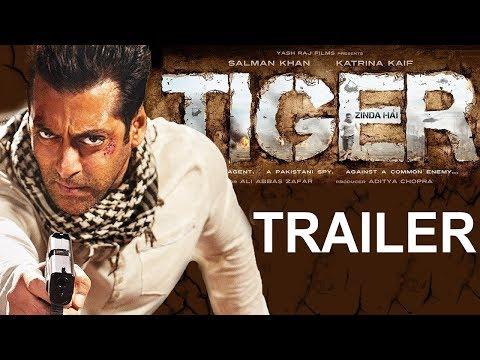Tiger Zinda Hai Trailer Official 2017 Salman Khan | Ek Tha Tiger 2