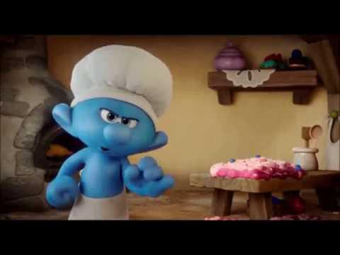 Gordon Ramsay As Baker Smurf Youtube