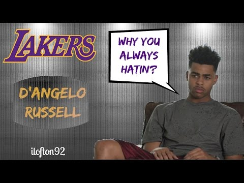 "D'Angelo Russell | ""Why You Always Hatin?"" (2017)"