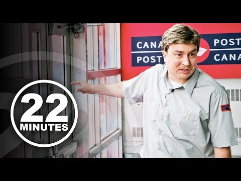 Canada Post is in trouble. Send help via FedEx | 22 Minutes
