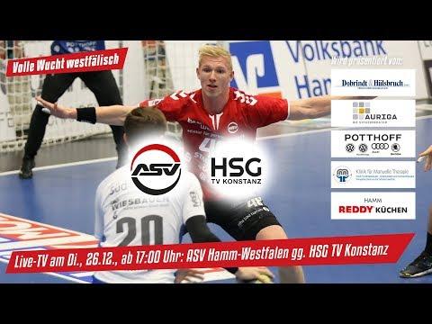 ASV Hamm-Westfalen gg. HSG TV Konstanz