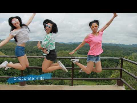 The Bellevue Bohol, Chocolate Hills, Tarsiers - Philippines (Part 2)