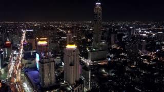 DJI MAVIC PRO @ BANGKOK NIGHT 2.7K