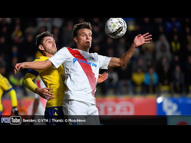 2016-2017 - Jupiler Pro League - 15. Sint-Truiden - Club Brugge 0-1