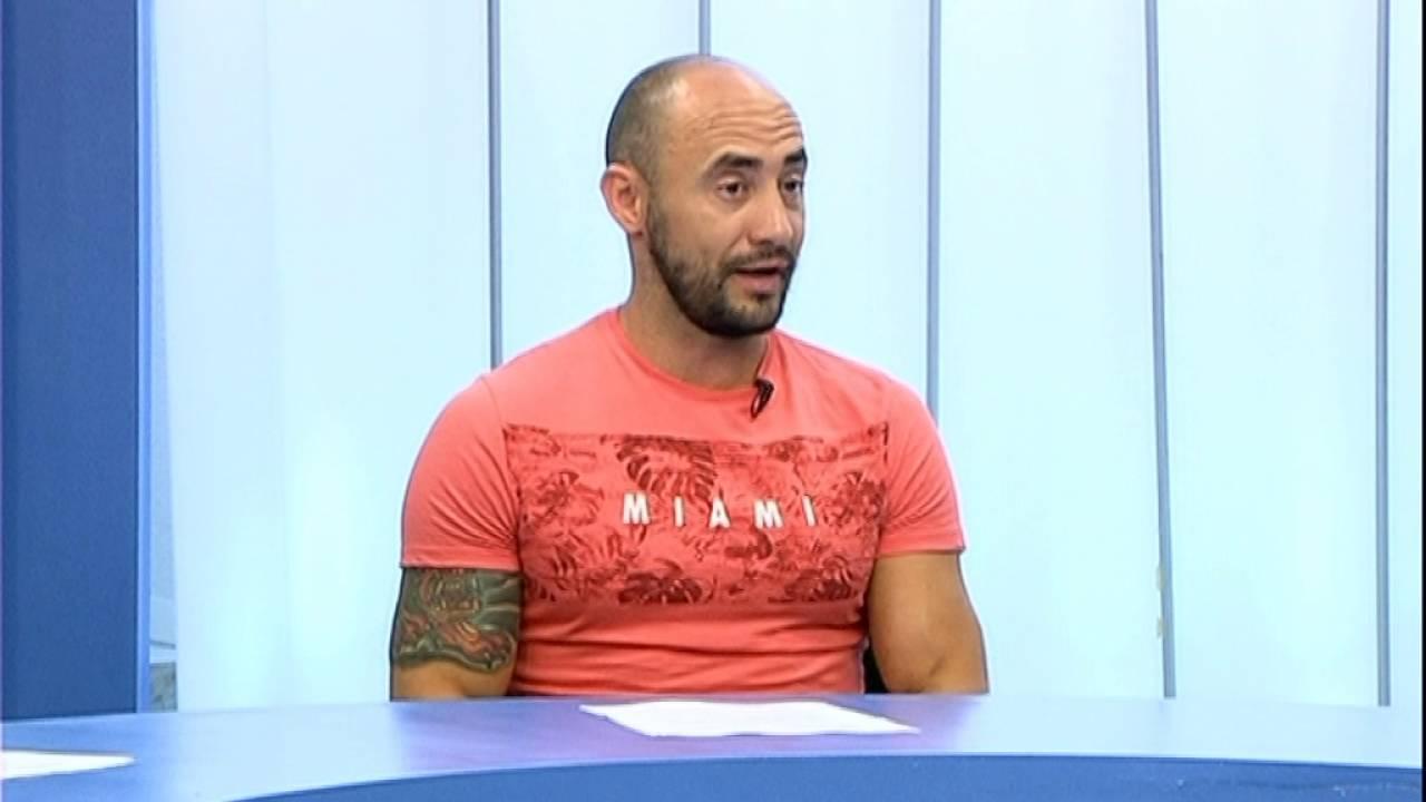 Entrevista a Ismael Larios y Cristian Caiado en CNH Canal Huelva