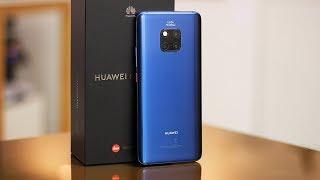 Huawei Mate 20 Pro - recenzja, Mobzilla odc. 470