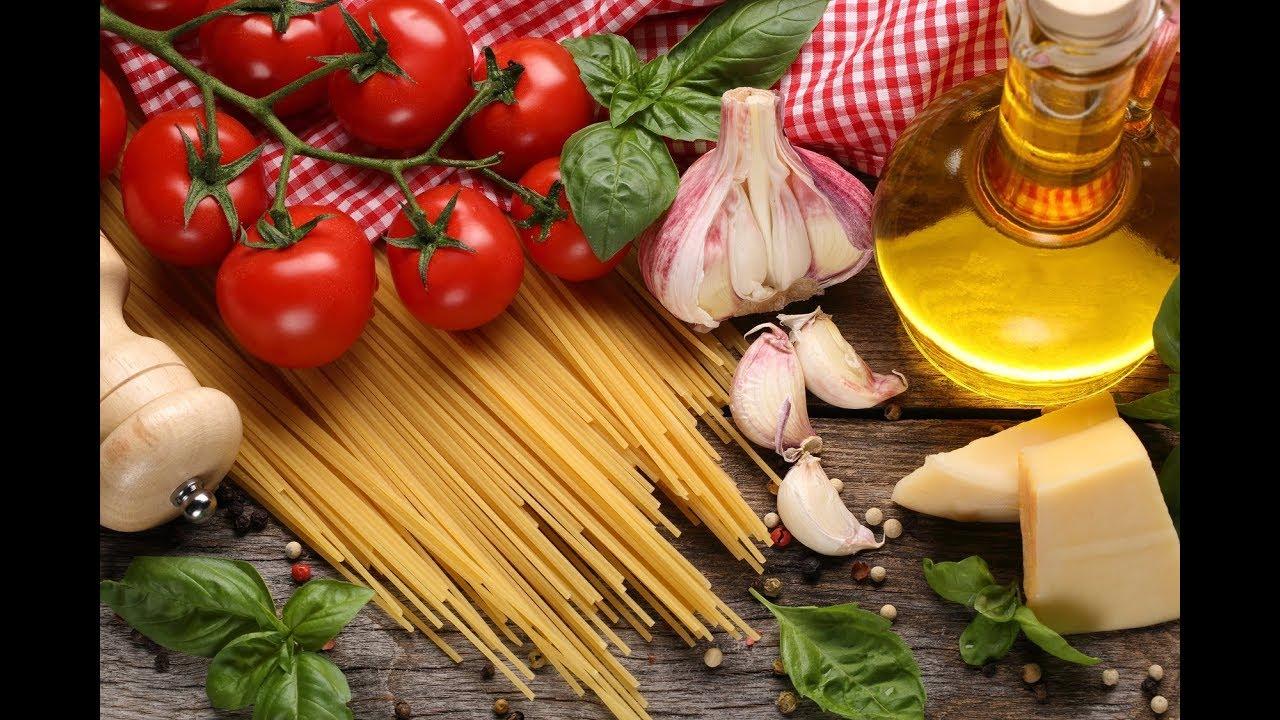 Esempio dieta mediterranea 2000 calories