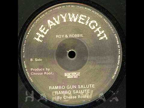 Cheese Roots - Rambo Salute