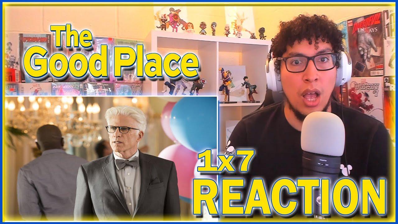 Download MICHAEL'S RETIREMENT  | The Good Place 1x7 REACTION | Season 1 Episode 7