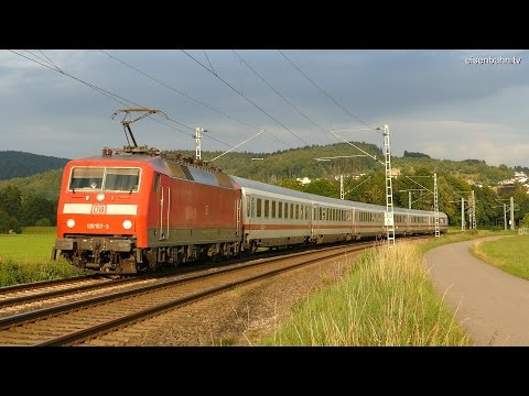 4K Best of Railway Germany 2016 *** 31 Different Types!