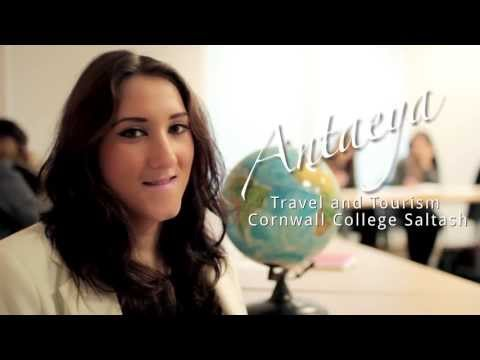 Travel & Tourism at Cornwall College