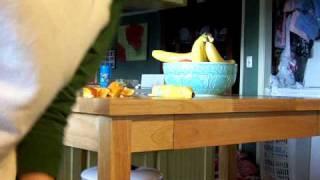 Fruit Salad Pawka Style!! Kid Friendly!!