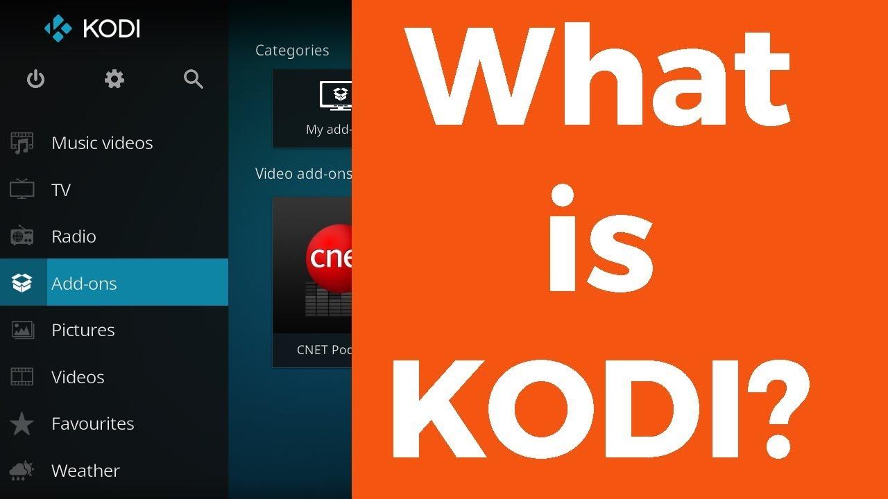 Kodi 18 Windows