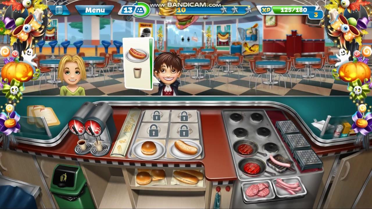 cooking fever как выиграть алмазы в казино